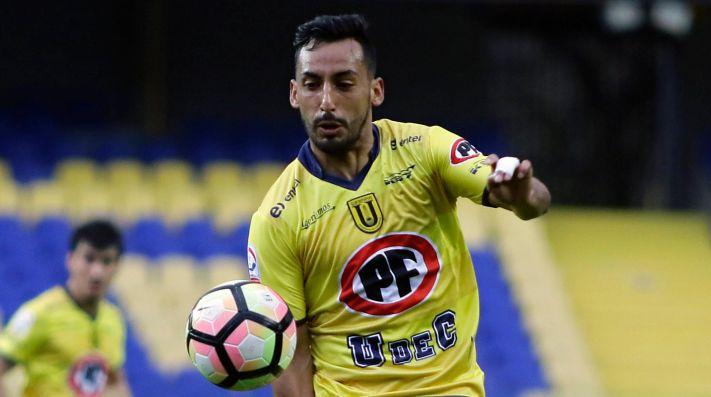 Agustín Orion se rompió un hombro y estará tres meses sin jugar