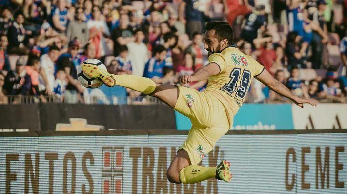 Everton le dio un cachetazo a Colo Colo
