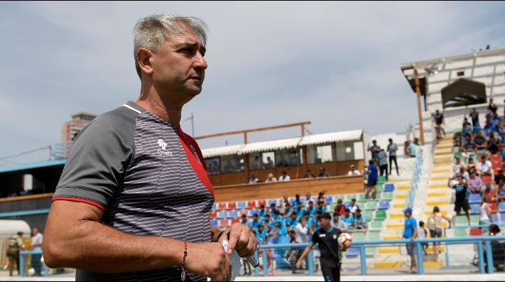 Coquimbo Unido rescató un empate en su visita a Curicó Unido