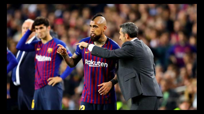 Barcelona: Presidente del club se pronunció sobre la continuidad de Ernesto Valverde