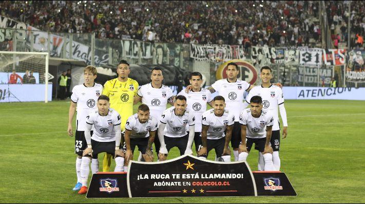 Colo Colo vs. Everton CD - Reporte del Partido - 7 septiembre, 2019