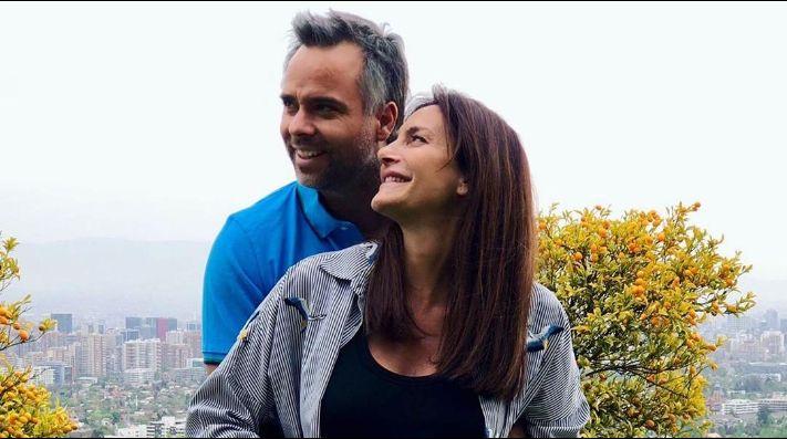 Luciana Aymar confirma embarazo con Fernando González