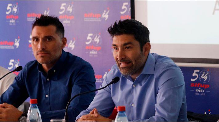 Fútbol: Sindicato de futbolistas profesionales de Chile anuncian que no disputarán torneos