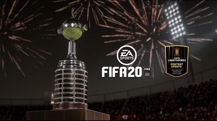La Copa Libertadores llegará al FIFA 20, en marzo