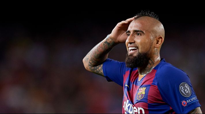 Valverde habla sobre la posible salida Vidal del Barcelona