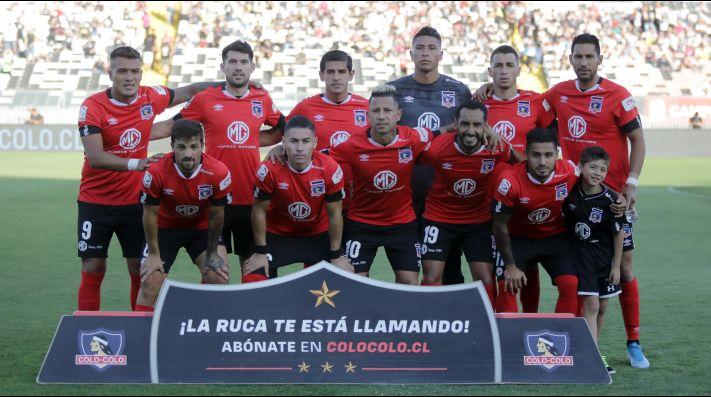 Paredes quedó descartado para el duelo ante la UC por Copa Chile