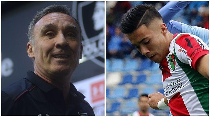 Jorge Valdivia contra Colo Colo:
