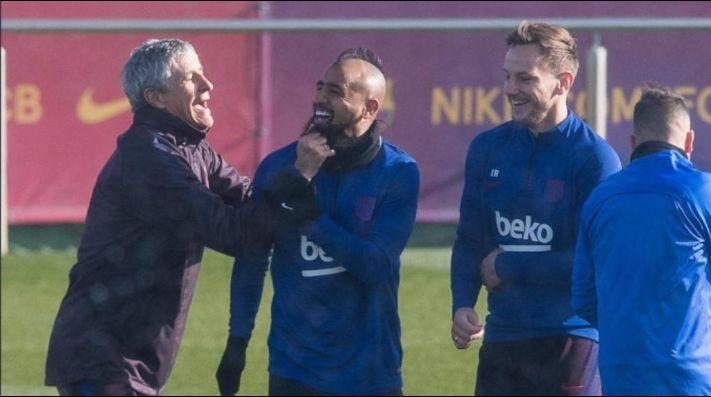 Las posibles alineaciones del FC Barcelona-Granada de Liga