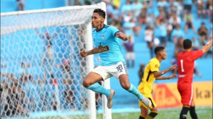 Canchita Gonzáles en Sporting Cristal