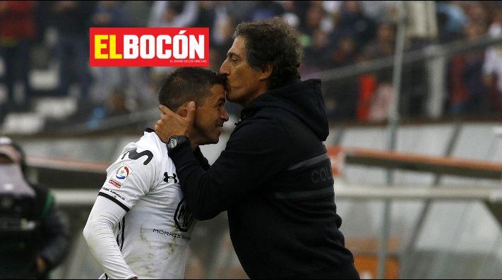 El Bocón De Perú Destacó La Defensa De Mario Salas A Gabriel Costa