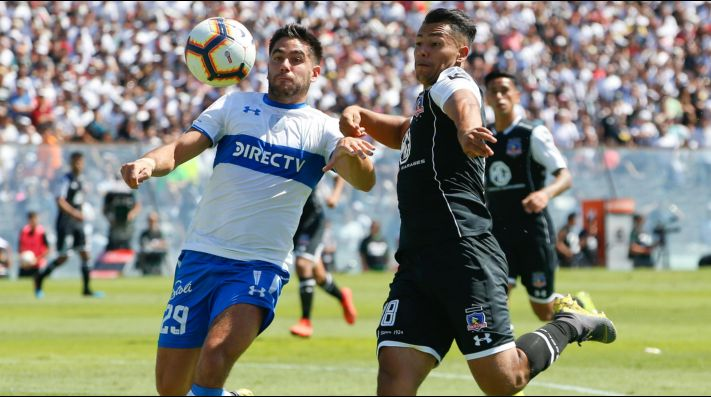 Colo Colo vs Universidad Católica