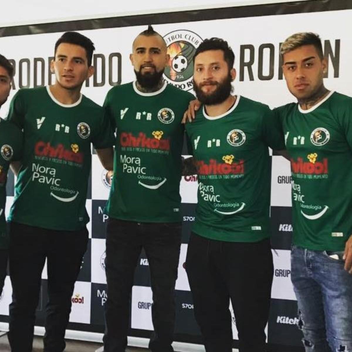 Carlos Contreras, el ex Colo Colo y referente de Rodelindo Román que añora jugar con Arturo Vidal | Dale Albo