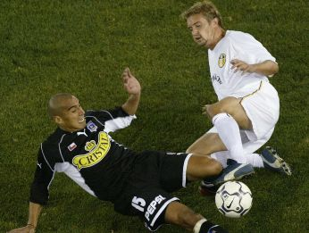Leeds United vs Colo Colo, gira