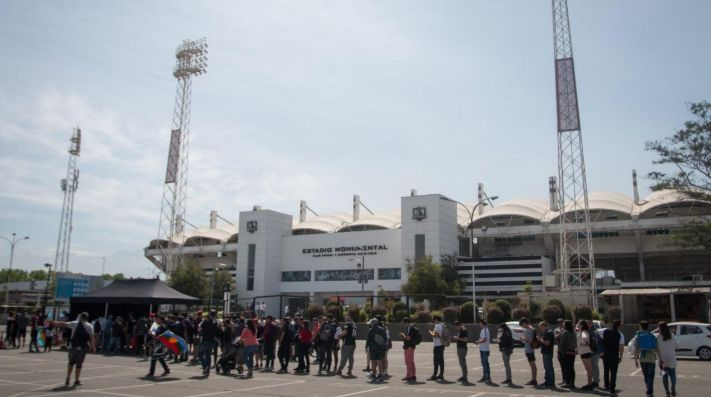 Estadio Monumental