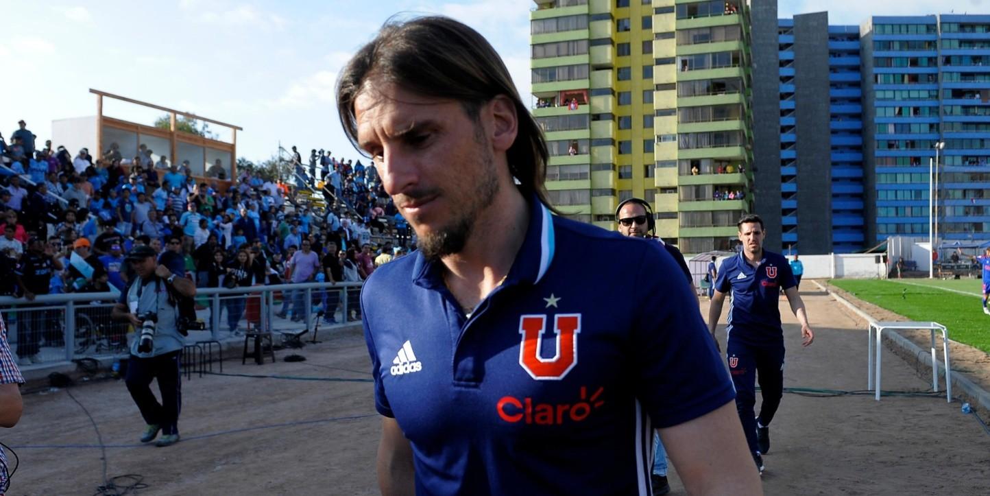 Marcelo Oyarzn, Pf Del Colo Colo Campen Del 91 Rechaz A -6004