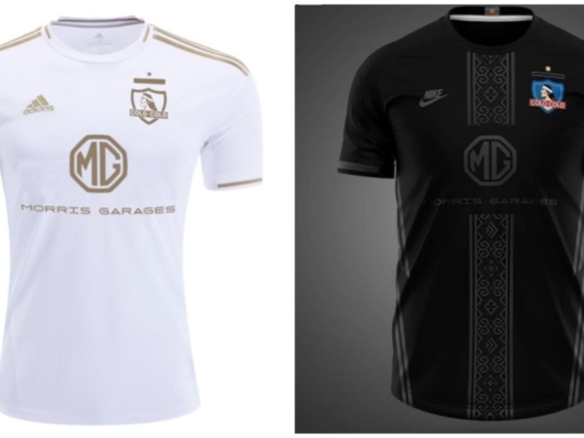 Masaje Posesión los  Las camisetas Adidas y Nike de Colo Colo con las que los hinchas albos  alucinan   Dale Albo