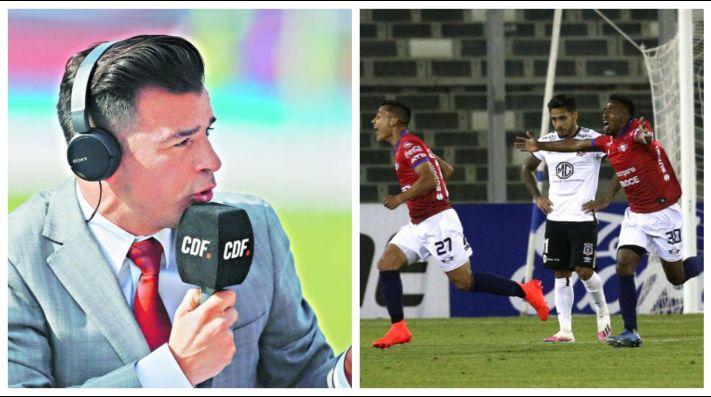 Chamagol mostró su preocupación por el futuro de Colo Colo.