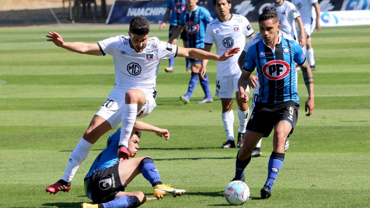 Colo Colo 2-2 Huachipato | GOLES, RESULTADO y VIDEO | Fecha 21 del  Campeonato Nacional 2020 | Dale Albo