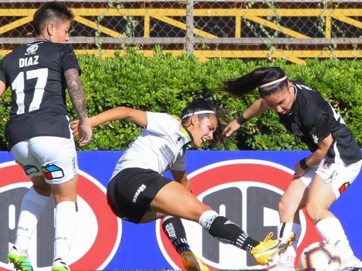 Colo Colo Femenino queda eliminado en manos de Santiago Morning y se pone  fin a la ilusión del campeonato | Dale Albo