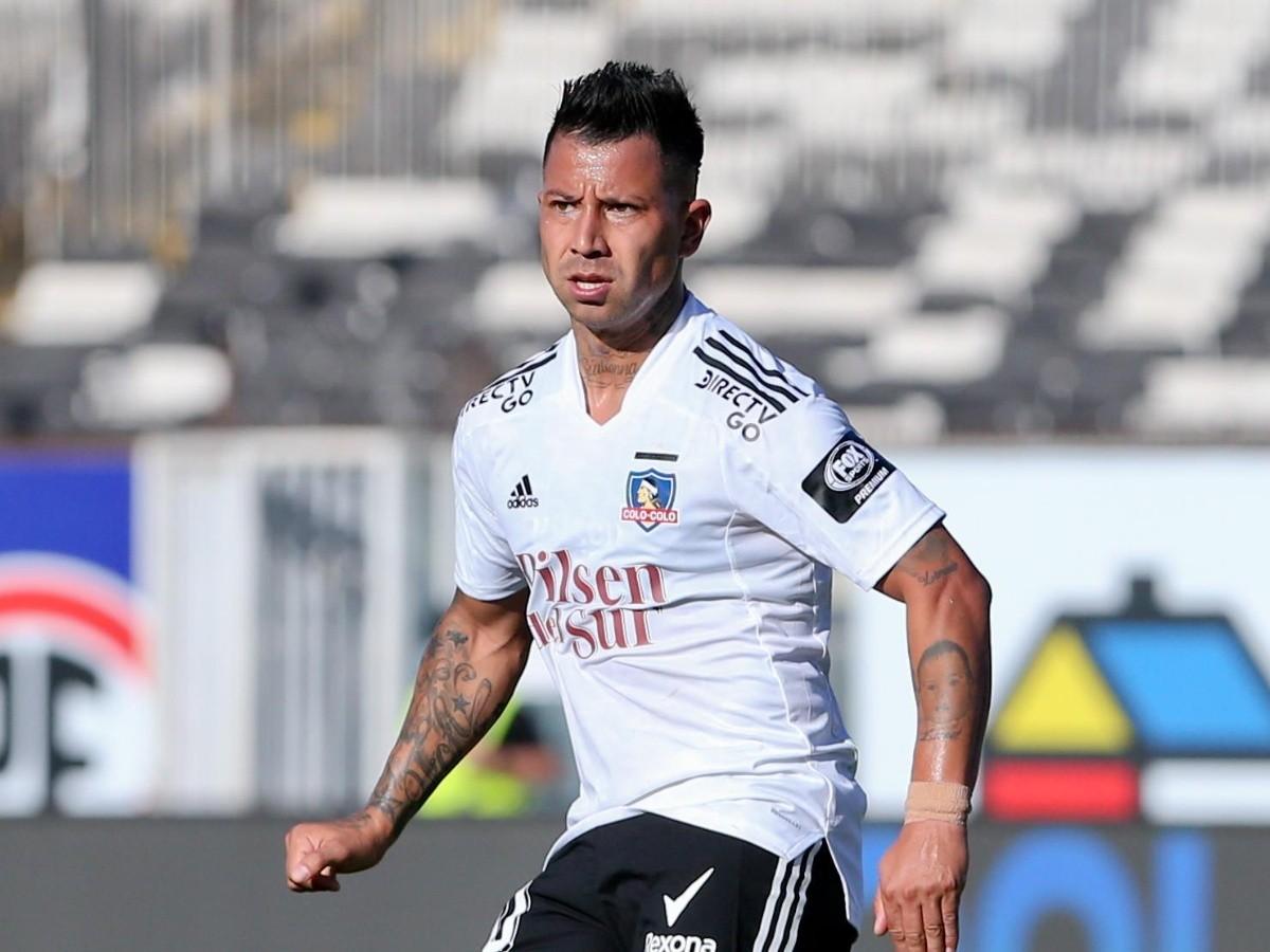 Colo Colo: Leonardo Valencia promete que recuperará su mejor nivel   Dale  Albo