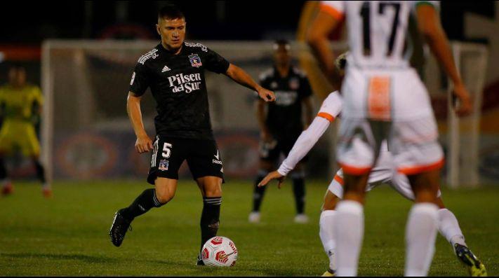 Leonardo Gil es uno de los principales refuerzos de Colo Colo.