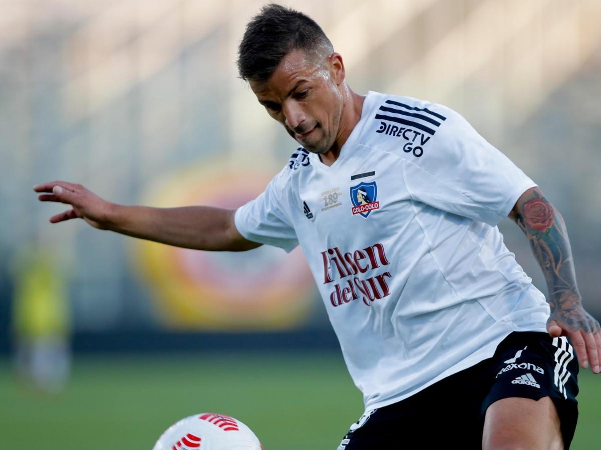 Colo Colo: Gabriel Costa es duda para el partido ante Huachipato producto  de un resfrío | Dale Albo