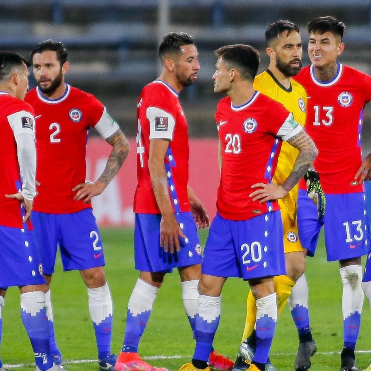 Selección chilena: Revisa el uno a uno de Chile ante Bolivia | Dale Albo