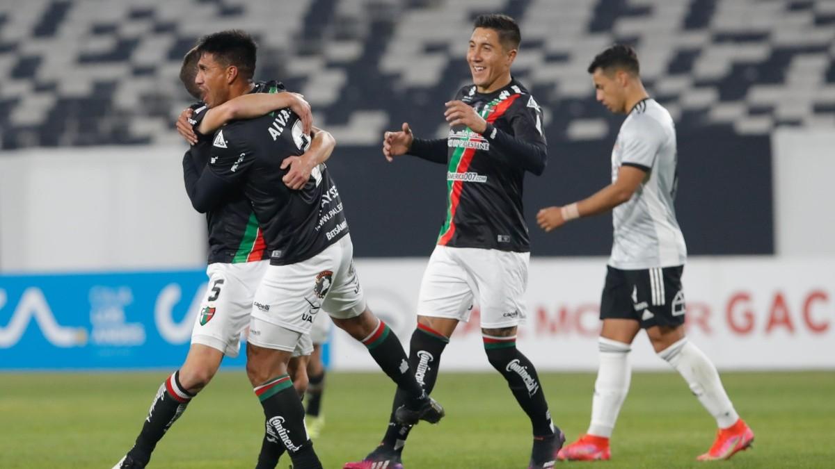 Colo Colo: Gol de Palestino para el 1-0 en Copa Chile | Dale Albo