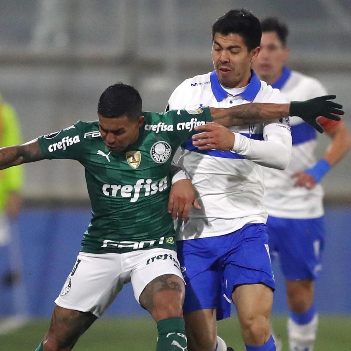 Copa Libertadores: Universidad Católica pierde con Palmeiras y llega condicionado para enfrentar a Colo Colo | Dale Albo