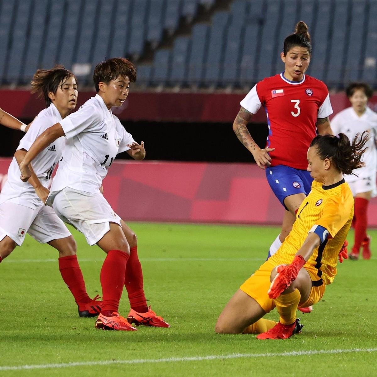 Chile Femenino 0-1 Japón | RESULTADO, RESUMEN, VIDEO y GOLES | JJOO Tokio 2020 | Dale Albo
