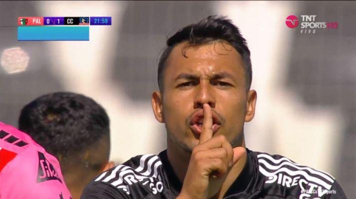 Morales anotó la apertura de la cuenta en La Cisterna