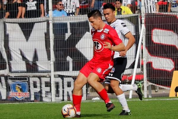 Gabriel Suazo vs Unión La Calera