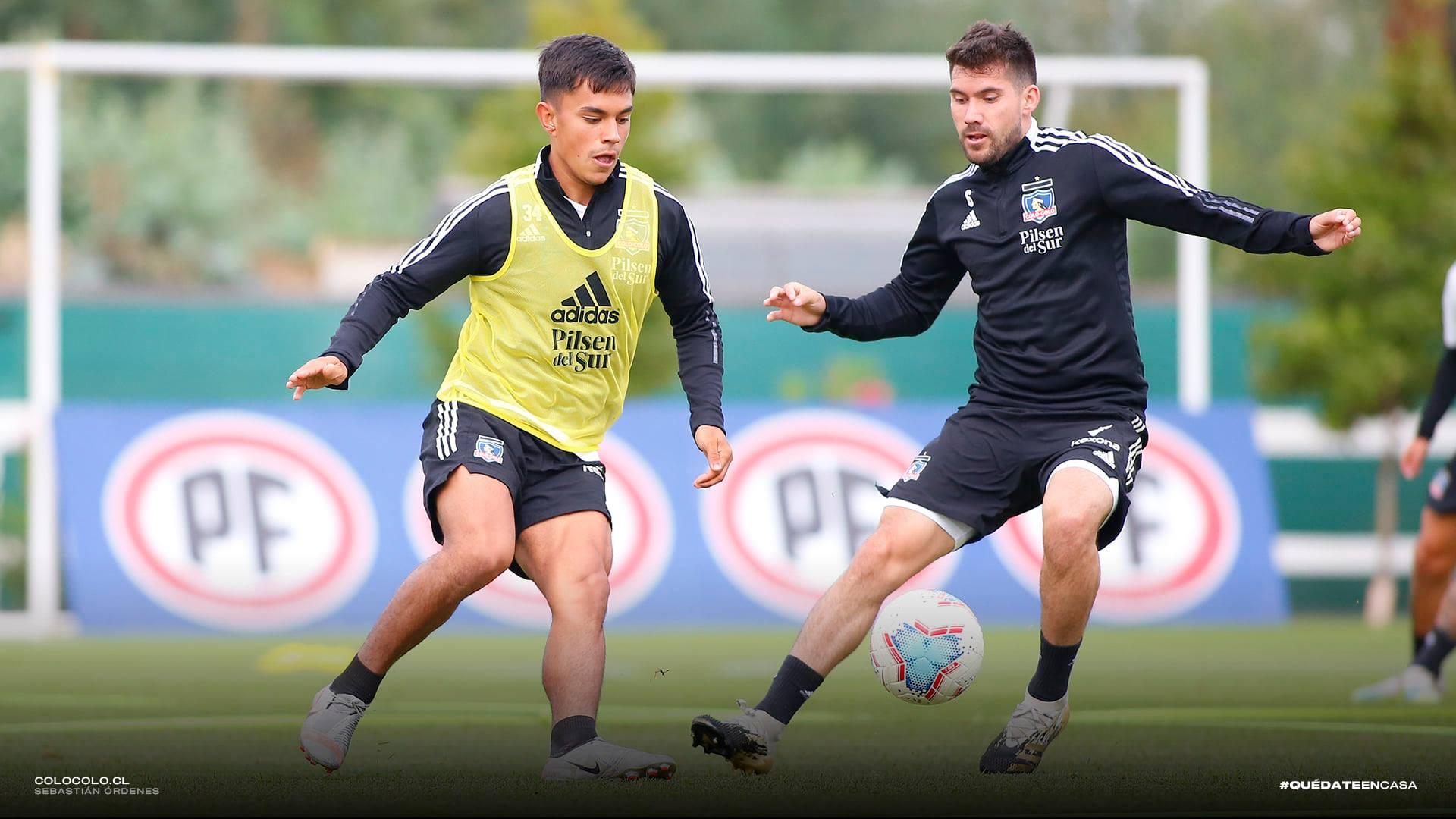 Colo Colo: Vicente Pizarro y Bryan Soto piden cancha para reemplazar a  César Fuentes | Dale Albo