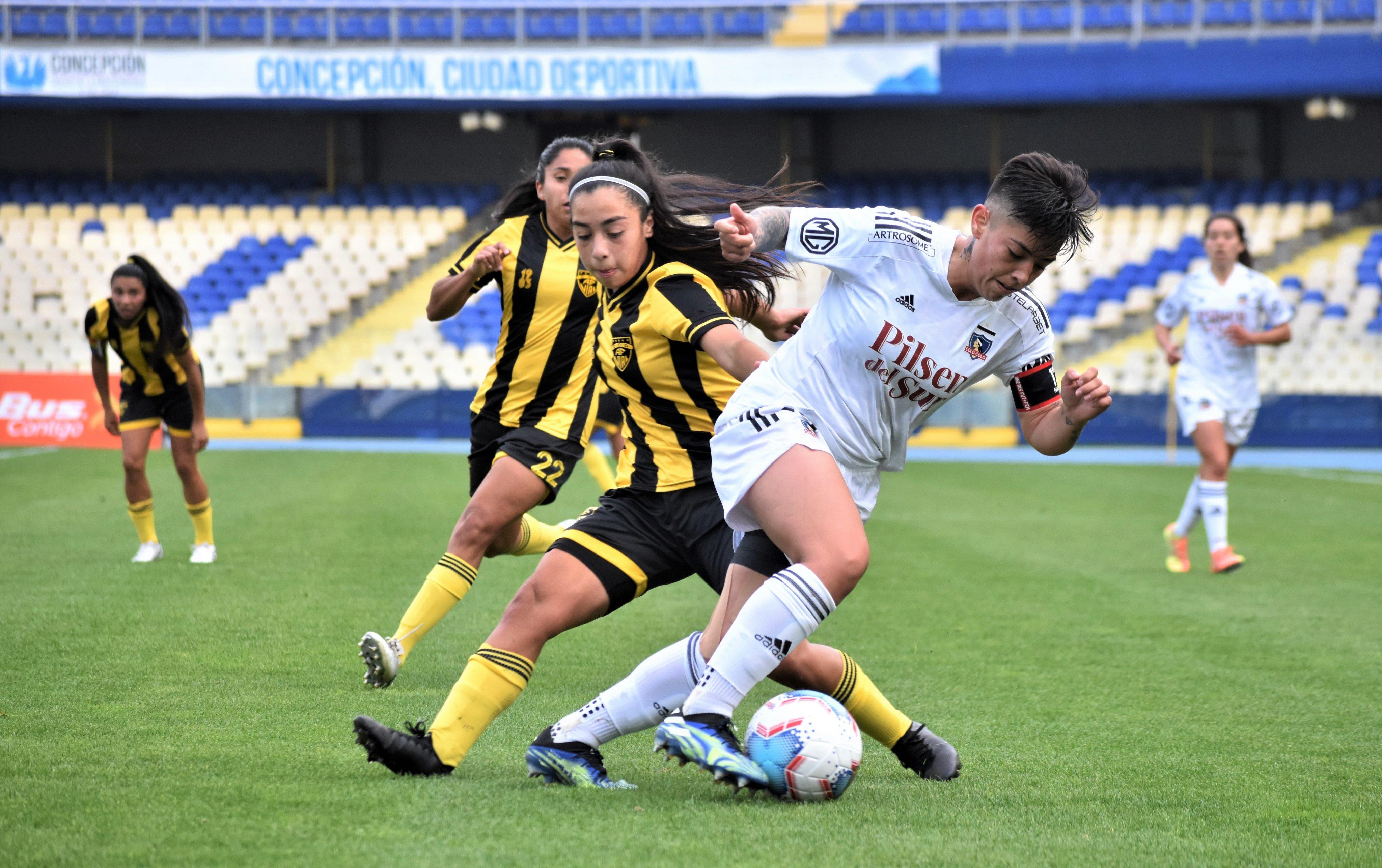Colo Colo femenino 5-1 Fernández Vial | RESULTADO, RESUMEN, VIDEO, GOLES |  Fecha 2 del Campeonato Nacional femenino | Dale Albo